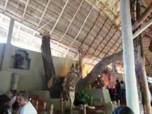 メキシコレストランにあったオブジェ3